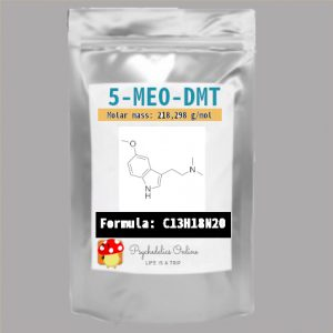 Buy 5 MeO DMT Online (5-methoxy-N, N-dimethyltryptamine) is a powerful and relatively obscure psychedelic... Buy Dmt Online, Meo For Sale